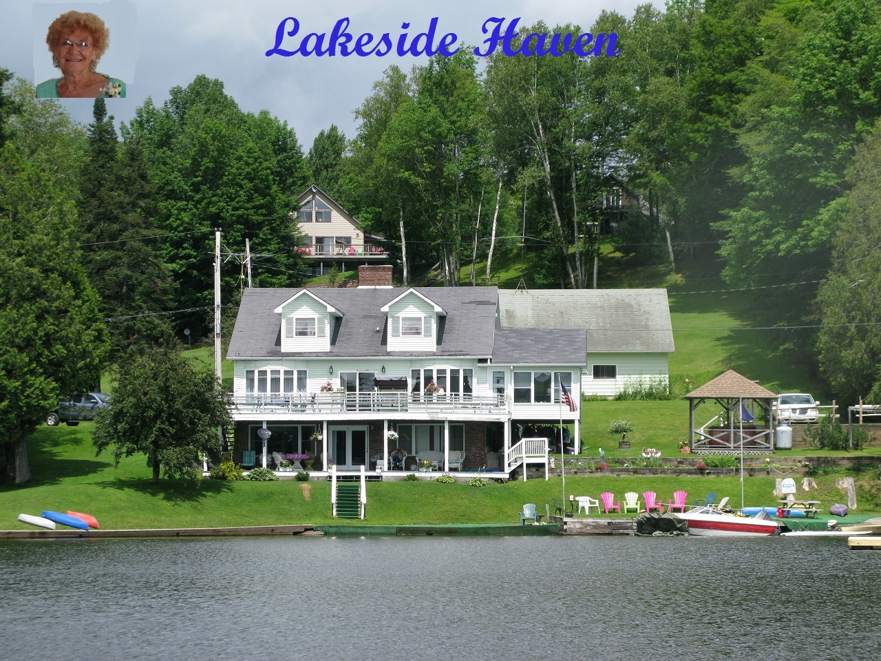 Lakeside haven